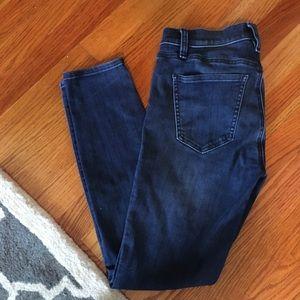 Ann Taylor dark wash jeans